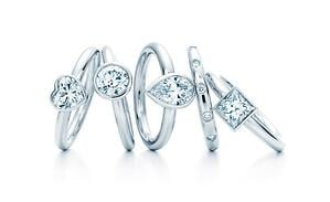 Bezel Rings by Tiffany | Facets Singapore